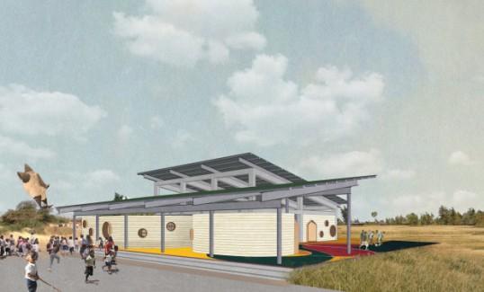 El Jicarito school design