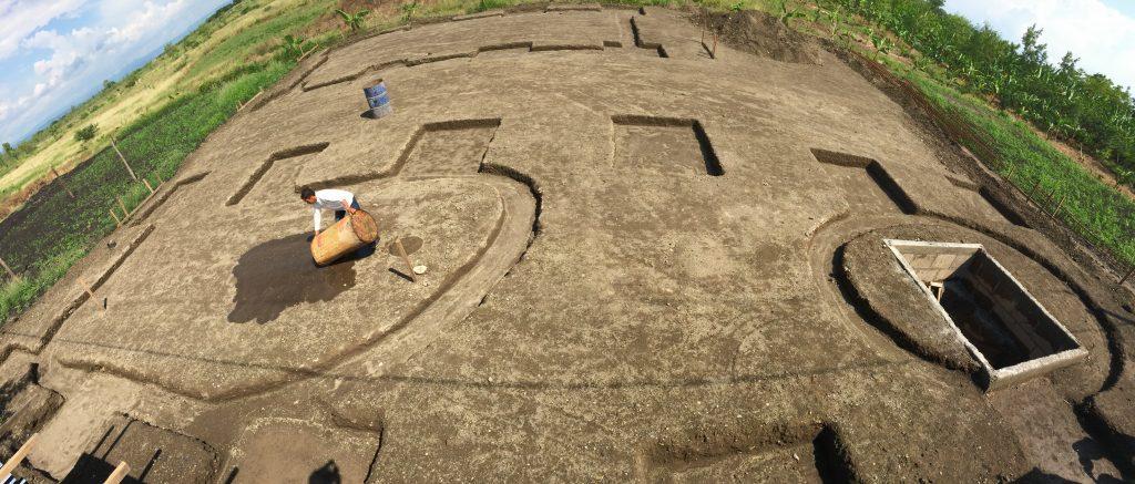 El Jicarito Nicaragua earth bag school ready to build