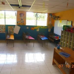 La Primavera classroom